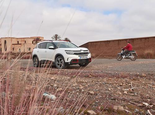 Essai Citroen C5 Aircross au Maroc
