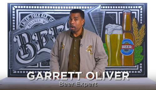 Garrett Oliver - Beer Expert