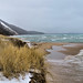 Winter at Pierport, Michigan