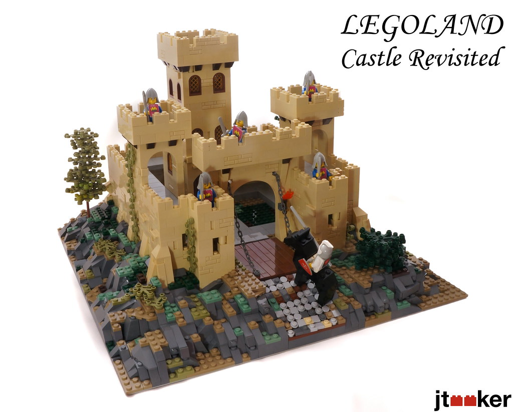 LEGOLAND Castle Revisited
