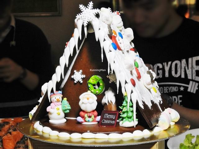 Festive Chocolate House