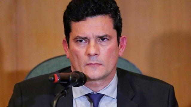 Em 2016, Moro tornou públicos telefonemas grampeados de Lula e Dilma Rousseff, poucos dias das mobilizações em favor do impeachment de Dilma - Créditos: Heuler Andrey/ AFP