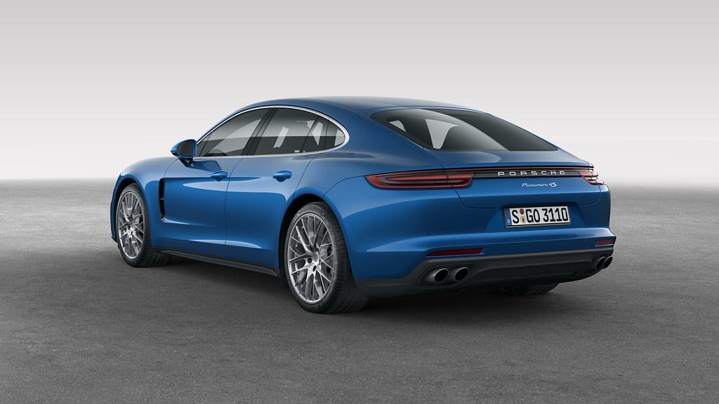 Comprar Porsche Panamera