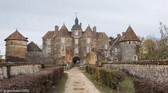 Ratilly castle, Treigny, France