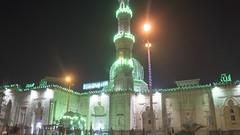 El-Sayeda Zeinab Mosque in Cairo مسجد السيدة زينب بالقاهرة