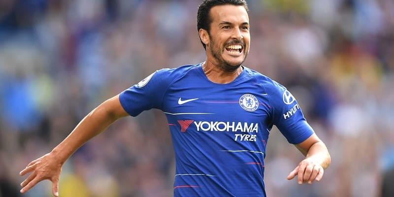 Pedro bersenang-senang di bawah Sarri-ball