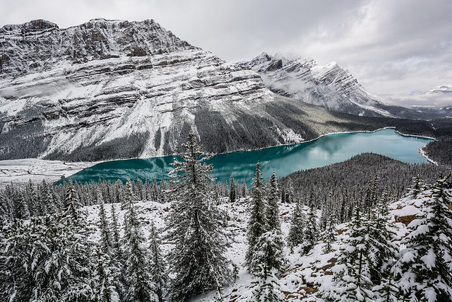 Canada - Banff Nationalpark, Nikon D5200, AF-S DX Nikkor 10-24mm f/3.5-4.5G ED