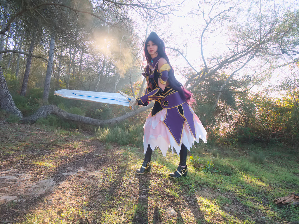 related image - Shooting Date A Live - Tohka - Enonna Cosplay - Vitrolles -2018-12-29- P1466049