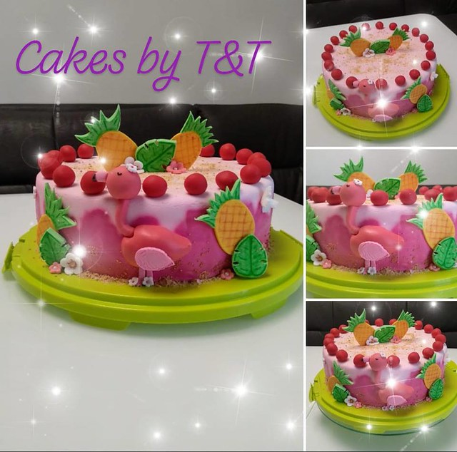 Cake from Cakes by T&T