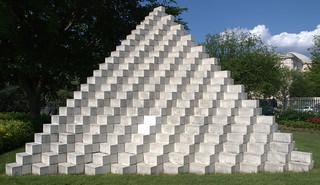 Four Sided Pyramid