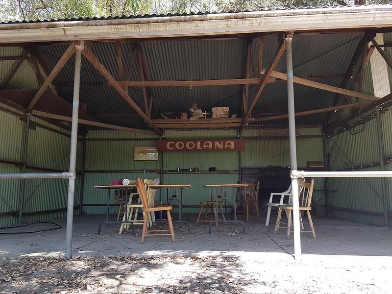 Coolana - sydney bushwalkers property in the Kangaroo Valley