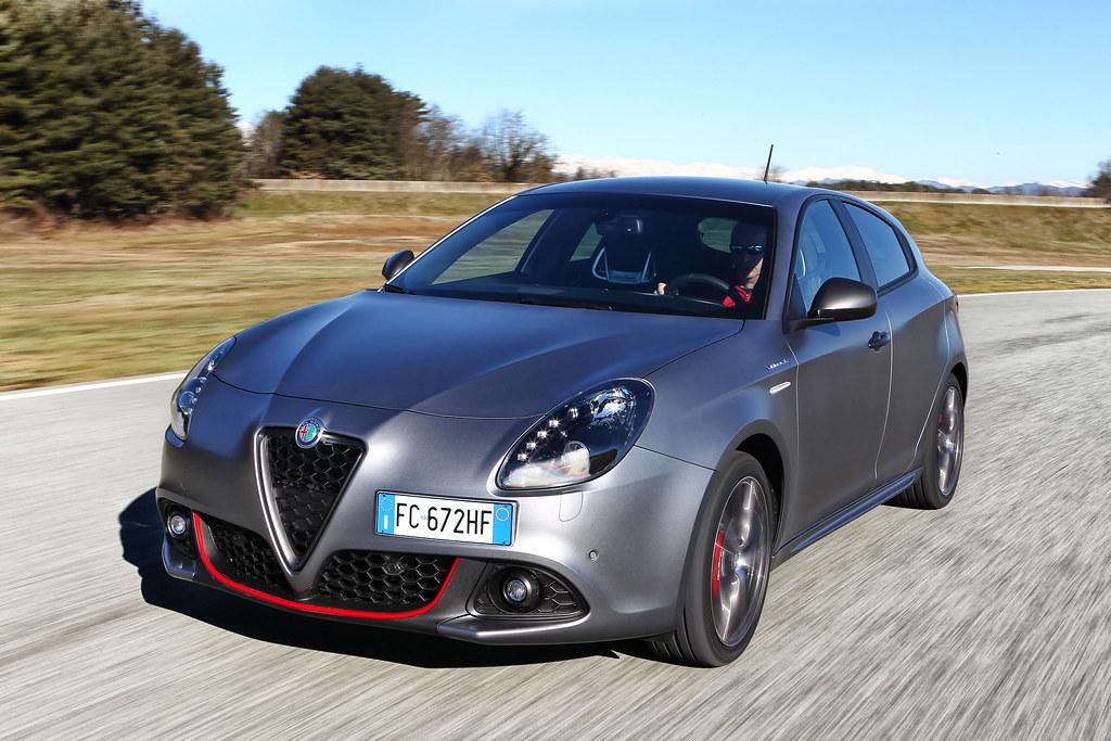 Comprar Alfa Romeo Giulietta