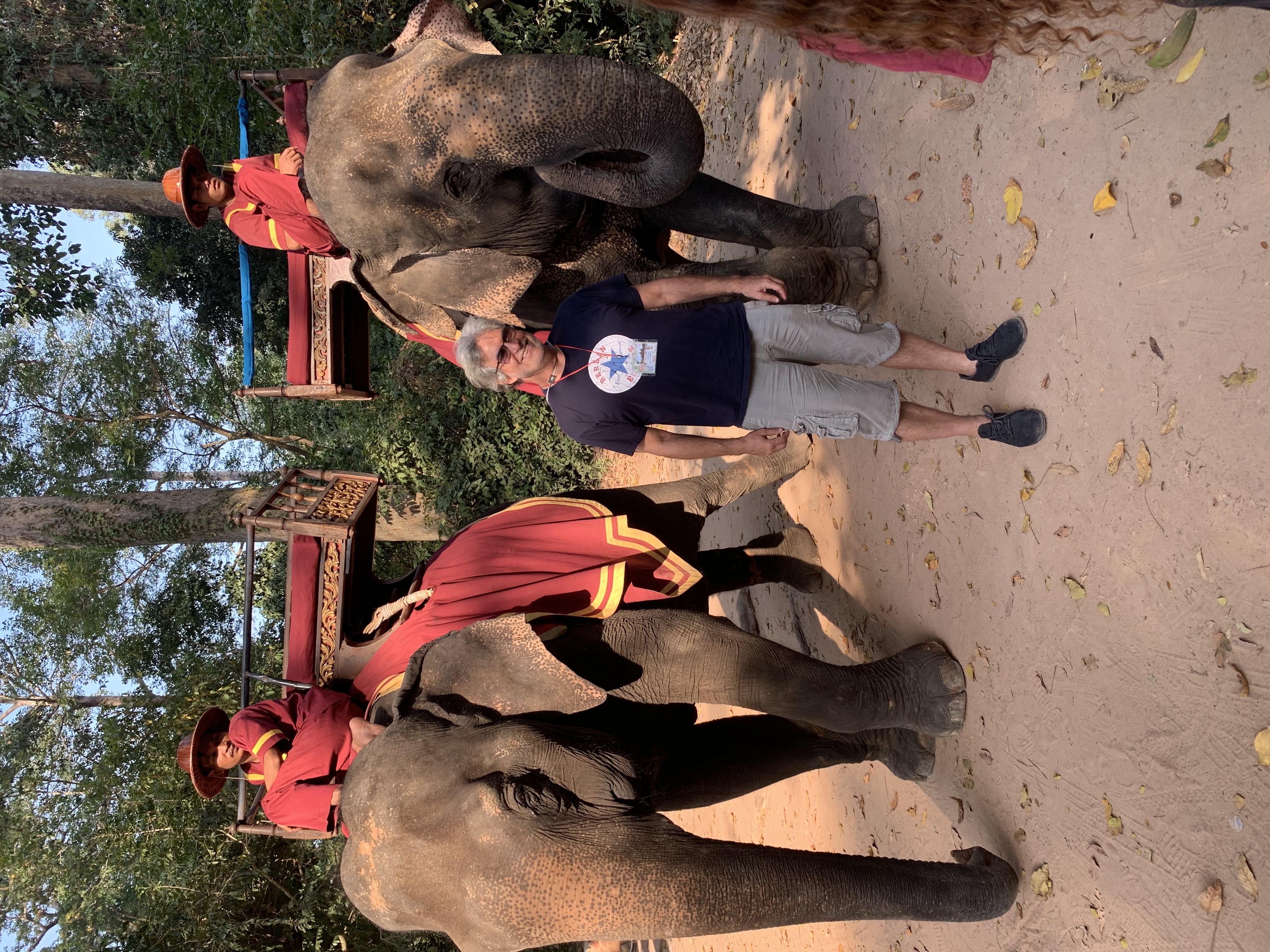 Jim Berlin Vietnam, Cambodia, China Trip