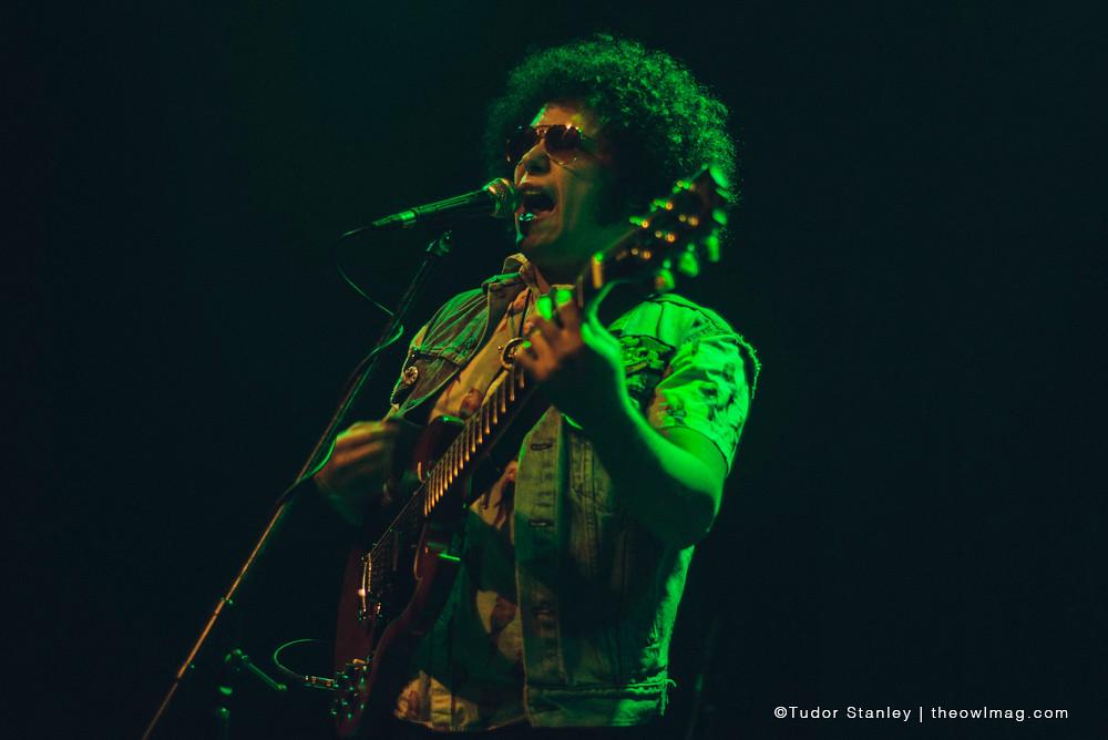 Sabertooth Rockers @ Rickshaw Stop, SF 11/20/18