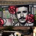 Mackintosh mural Glasgow Scotland