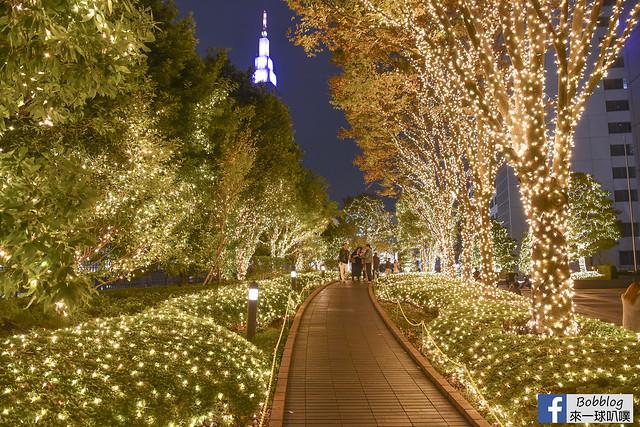 新宿MINA MIRUMI冬季點燈(Shinjuku Minamilmi illumination)-8