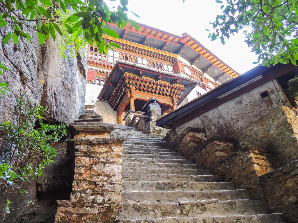 Monasterio más bonito de Bután