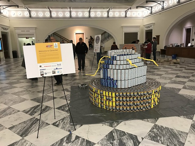 Canstructing