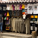 A Shop Keeper on Basilio Badillo por David J. Greer