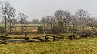 Gloomy Day and Fences | by Vincent1825