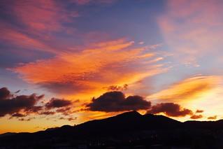 Nubes del amanecer......XT vp 96