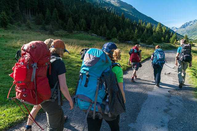 Silvretta, bergwandelcursus