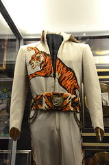 Tiger suit