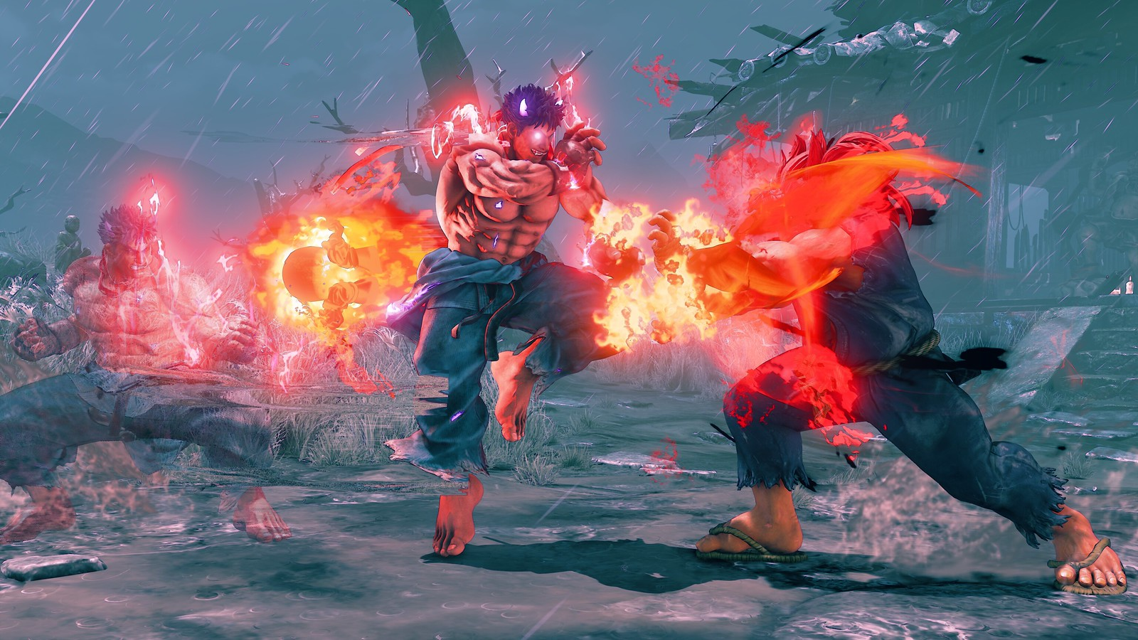 Street Fighter V Arcade Edition: Kage