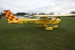 G-BEOY Reims-Cessna FRA150L [0150] Popham 010119
