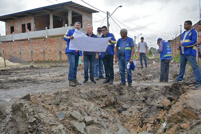 Obras da prefeitura põem fim em alagamentos no Águas Claras