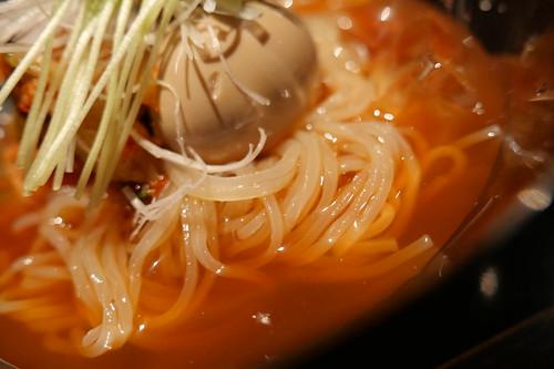 地鶏冷麺 03