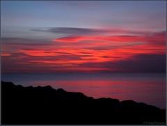 Lever de soleil au-dessus des rochers - Photo of Saint-Laurent-de-la-Salanque