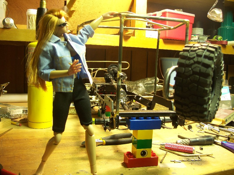 Building an RC sixth scale Jeep 30956903647_3ea2fe14cf_o