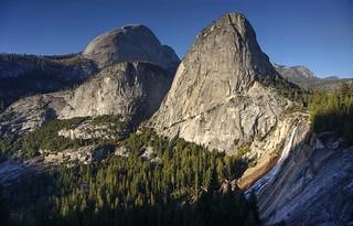 Cherishing pristine air in Yosemite
