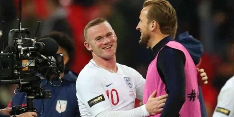 Kane menargetkan rekor gol Rooney Inggris