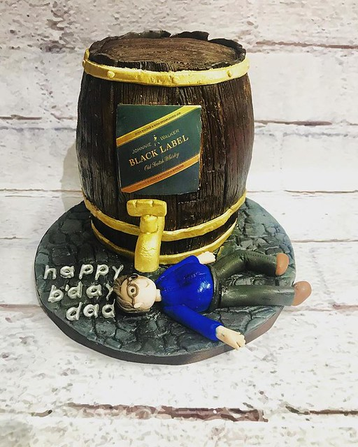 Barrel Cake from Sweet Baketique by Arva
