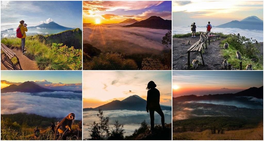 Wulkan Batur Bali