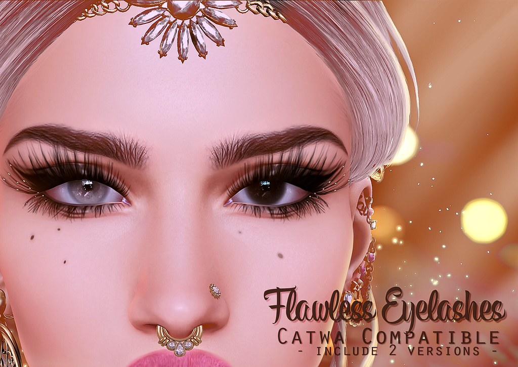 Flawless Eyelashes EXCLUSIVE for COSMOPOLITAN - TeleportHub.com Live!