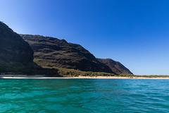 Polihale beach Kauai, Hawaii
