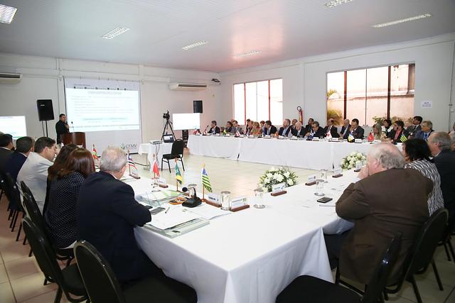07 a 09-11-2018 - III Câmara Nacional de Presidentes do Sistema CFMV/CRMVs
