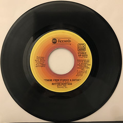 RHYTHM HERITAGE:THEME FROM STARSKY & HUTCH(RECORD SIDE-A)