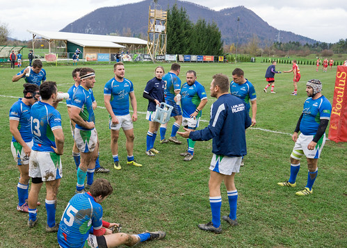 Rugby 2018,RK Ljubljana vs HARK Mladost