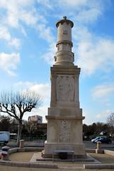 Montceau-les-Mines  (71) : monument aux morts de Bourdelle