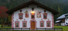 Gasse (Leutasch, Tyrol, Aut.)