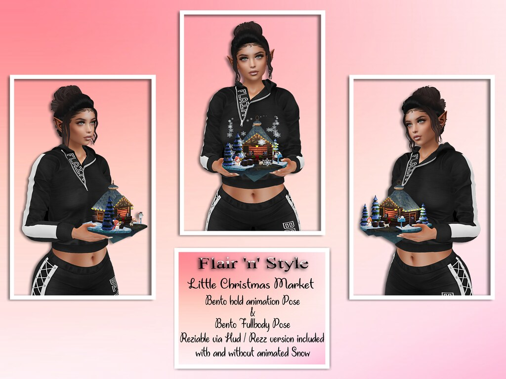 {Flair 'n' Style} Little Christmas Market