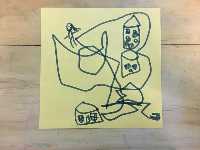 麋鹿小姐特製藏寶圖