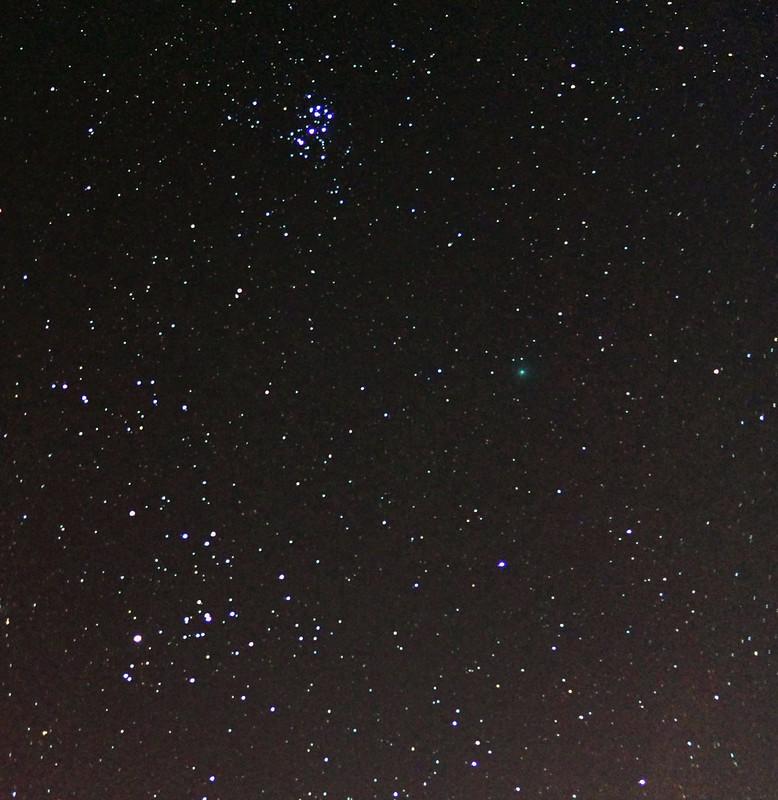 Comète 46P/Wirtanen en décembre 2018 32445279458_b4eb270770_c