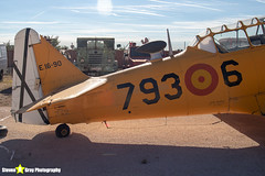 E.16-90-793-6---168-462---Spanish-Air-Force---North-American-T-6G-Texan---Madrid---181007---Steven-Gray---IMG_1783-watermarked