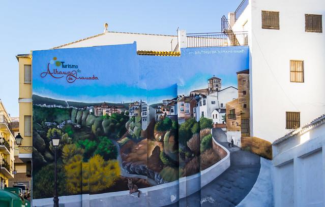 Spain - Granada - Alhama