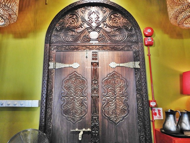 Carved Door, Kenya Design
